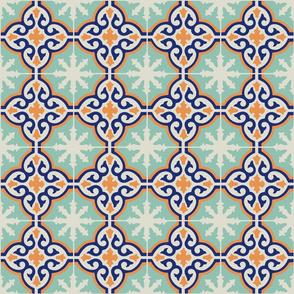 MARRUECOS- cement tile