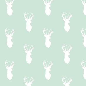 Buck head // mint