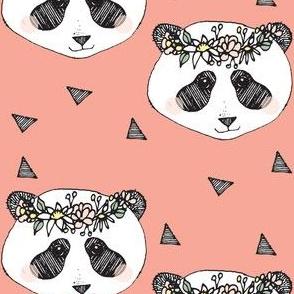 panda flamingo flower - elvelyckan
