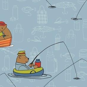 Gone Fishing - © Lucinda Wei