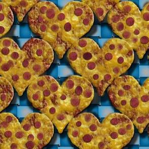 Pepperoni Pizza Love