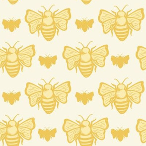 Sweet as Honey Bees on Bees Gold