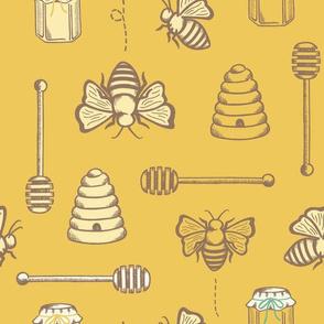 Sweet as Honey - Honey Maker Gold