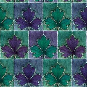 BLUE-VIOLET_dye-paint-leaf_crop-fabric
