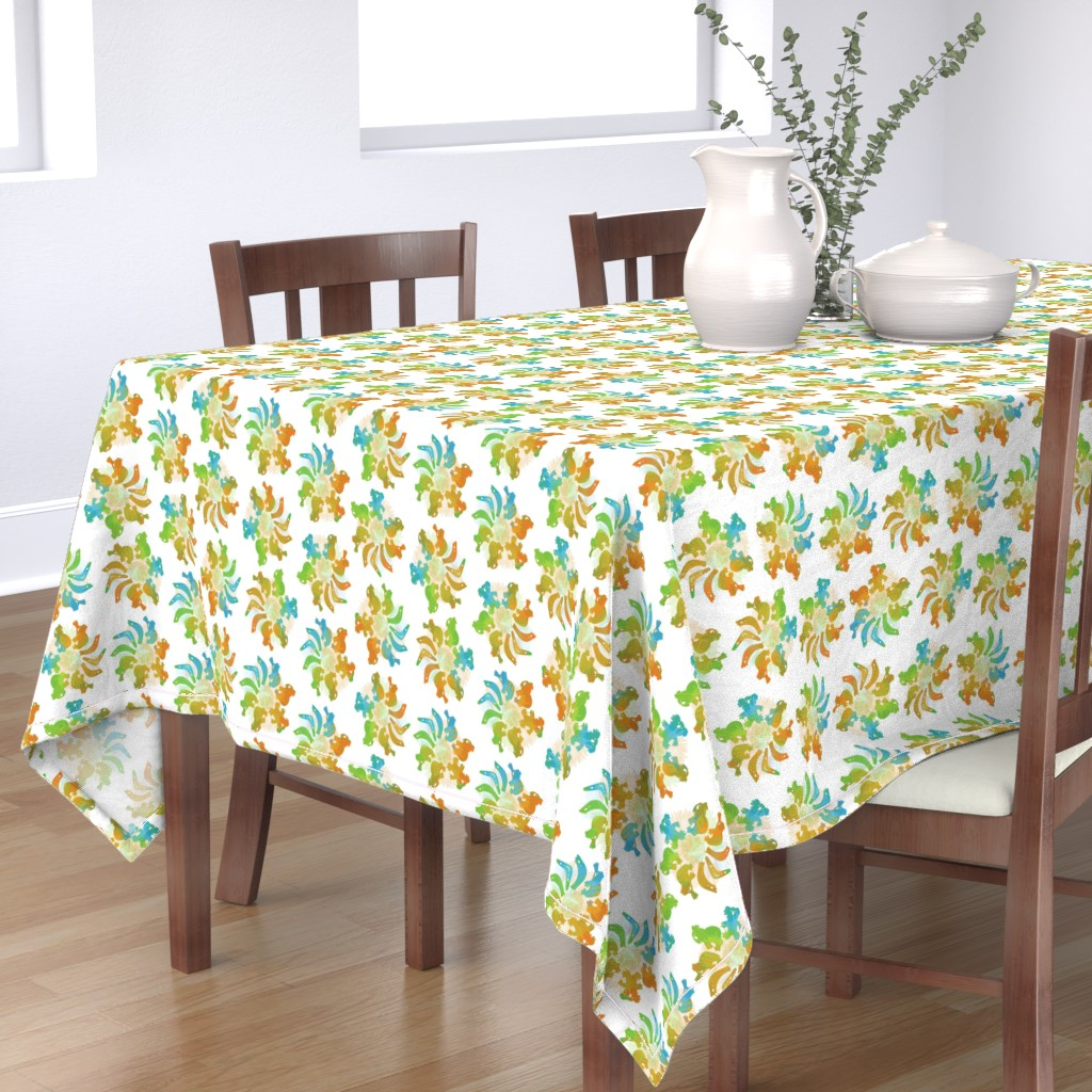 Bantam Rectangular Tablecloth featuring Koalarang by margodepaulis