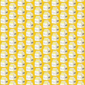 school milk cartons