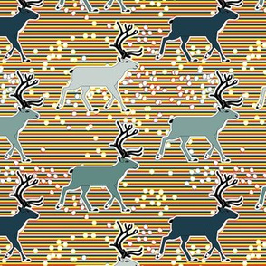 Never Cold Coordinate (Reindeer RP)