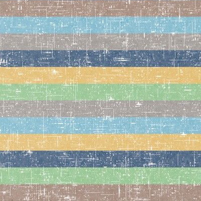 Ultra Grunge Stripes - Horizontal