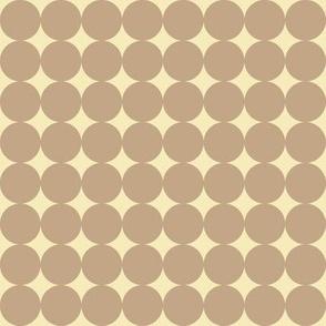 Cream Spots