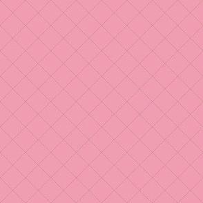 Pink Crisscross
