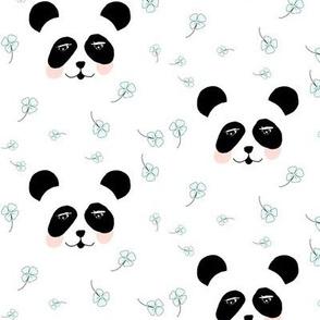 Lucky panda mint