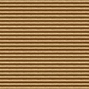 Doll Stripe small Tea Stain/brown