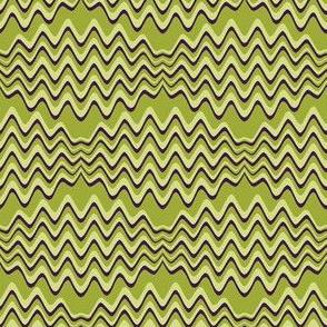 Zig Zag: Green