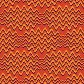 Zig Zag: Orange