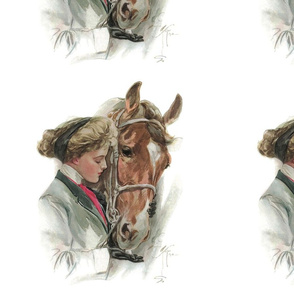 The Equestrian & The Horse