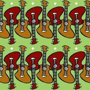Guitar Greens