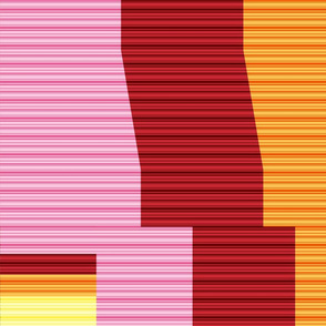 MSD Striped Tights (Warms)