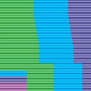 MSD Striped Tights (Cools)