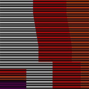 MSD Striped Tights (Darks)