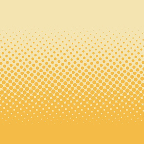christmas gold halftone gradient