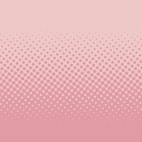 hyacinth pink two-yard gradient