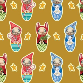 Holiday Imps | GOLD