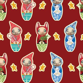 Holiday Imps | RED