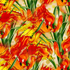 flowers_orange_from_clipart