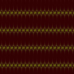 Julia/ Mandelbrot Set Mathematical Fabric 4