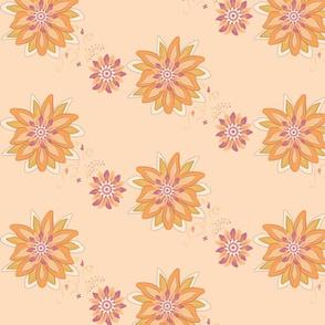 Whispering Flower Flourish