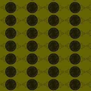 Julia/ Mandelbrot Set Mathematical Fabric 6