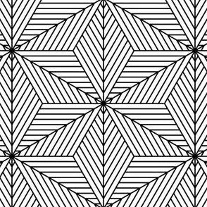 03787193 : veined rhombus