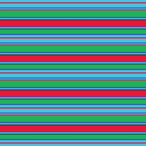 Nutcracker stripe