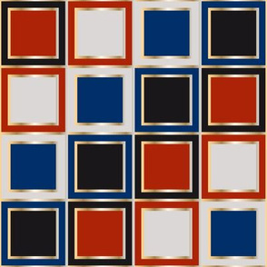 Nutcracker Coordinate (Squares)
