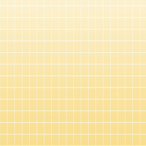 Ombré grid yellow repeat