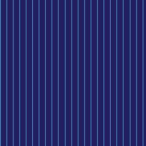 Light Blue Stripe/Dark Blue Background