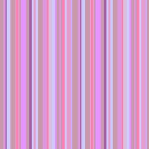 Floral Fantasy Stripe by Rosanna Hope