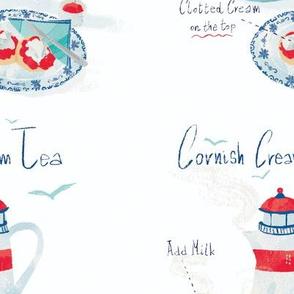 Cornish Cream Tea