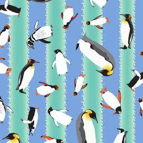 Penguins Make Waves