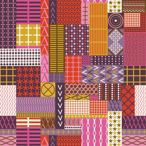 Patchwork Mathematics