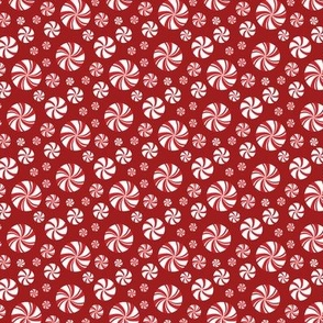 Nutcracker_peppermints on red