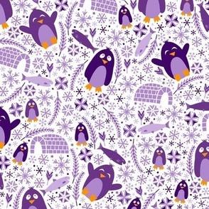 Penguin Wonderland (Light)