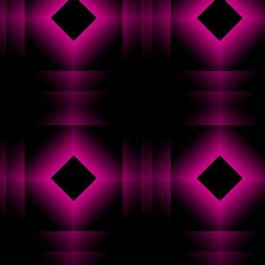 Purple Black Pulling Diamonds