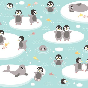 3833885-baby-penguins-by-heleenvanbuul