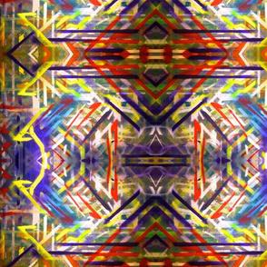 Mojave Cubism