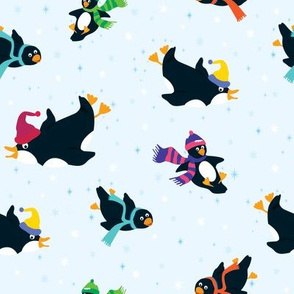 penguin_slide_repeat