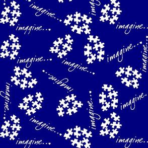 Autism Awaeness Imagine-ed