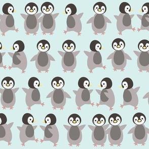 Just penguins