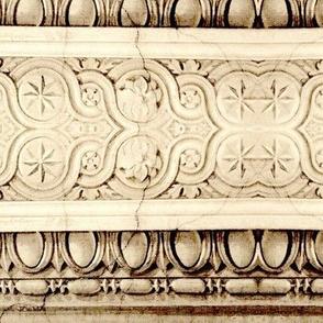 Horizontal Stone Stripes