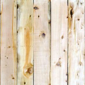Pinewood Planks ~ White Pine